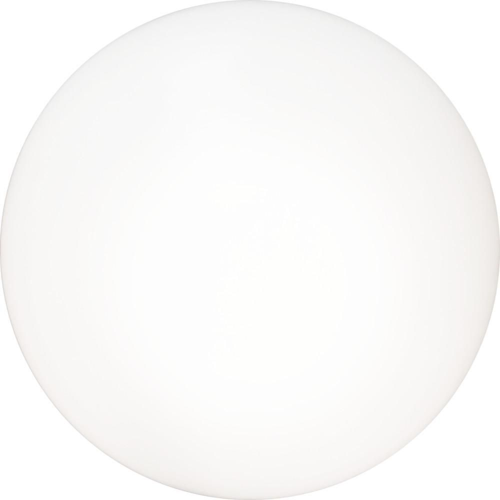 Globe lumineux blanc changement couleur LED by 8 seasons design gmbh