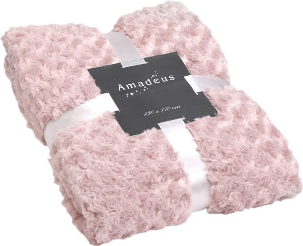 Plaid polaire en polyester by Amadeus