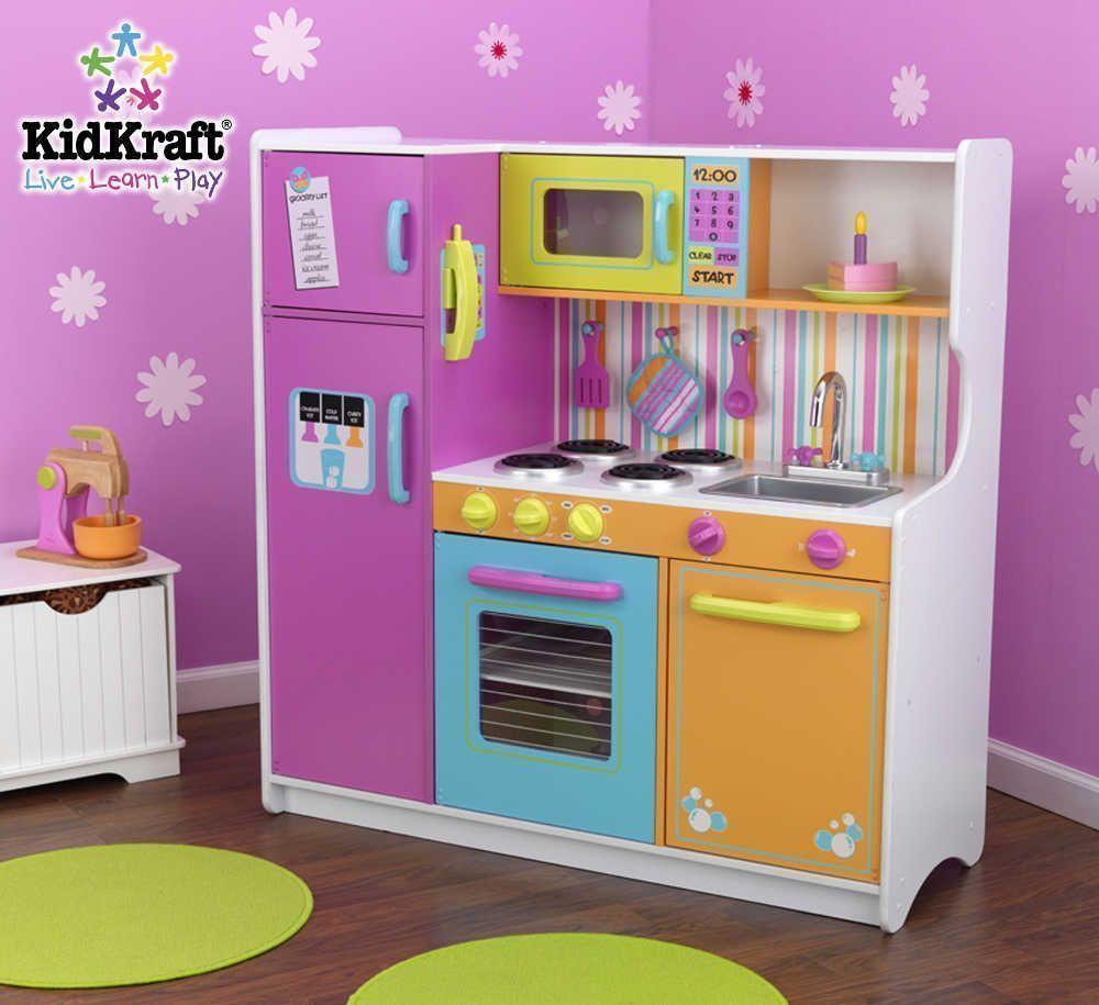 Grande cuisine color e pour enfant - Cuisine enfant carton ...