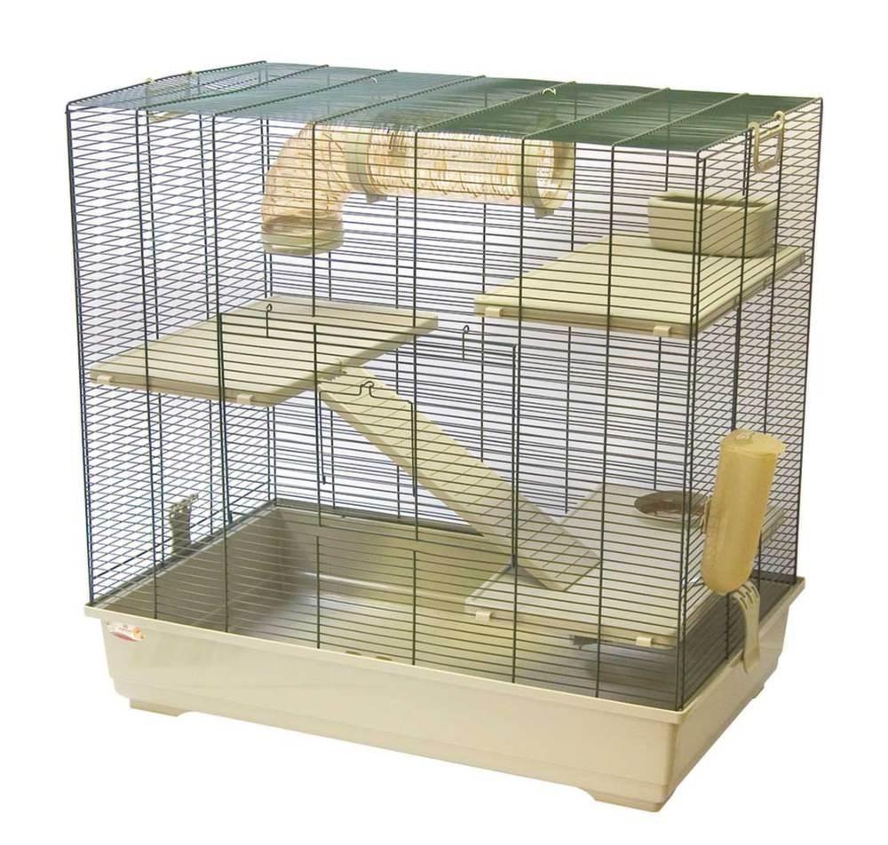 grande cage pour rongeurs tom 82 cm. Black Bedroom Furniture Sets. Home Design Ideas