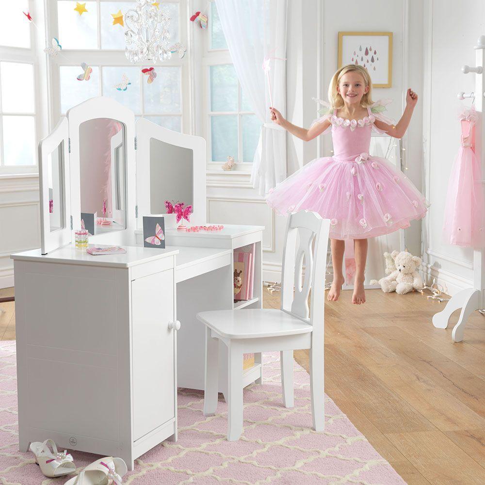 Stunning Coiffeuse Pour Enfant Photos Design Trends 2017  # Table Coiffeuse Pour Chambre