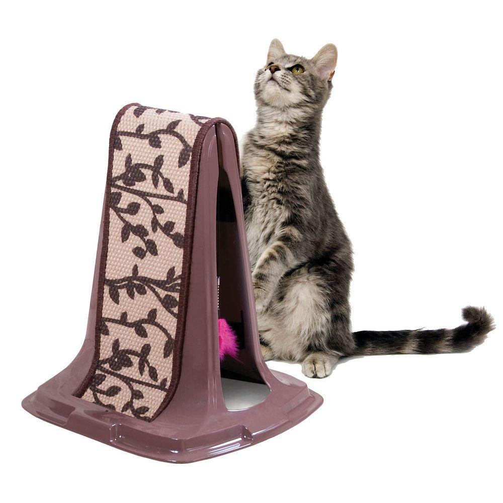 griffoir chat lean on me. Black Bedroom Furniture Sets. Home Design Ideas