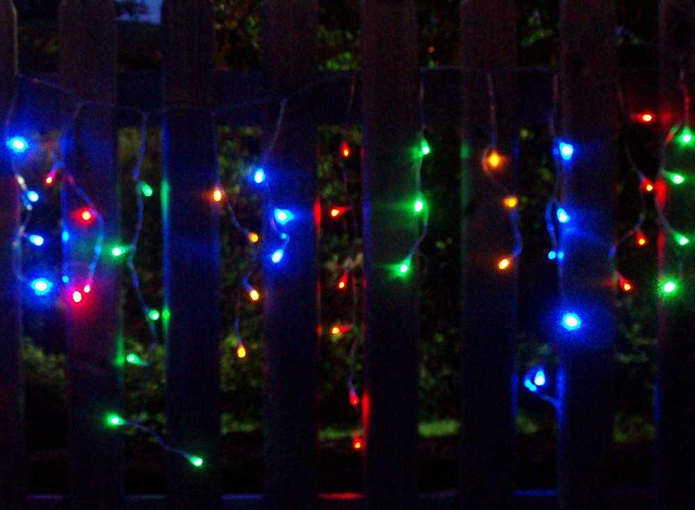 Guirlande led exterieur solaire conceptions de maison for Guirlande lumineuse rideau exterieur