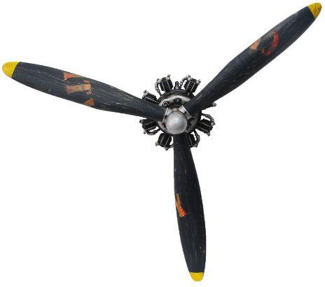 Hélice D Avion Déco : h lice d 39 avion murale ~ Teatrodelosmanantiales.com Idées de Décoration
