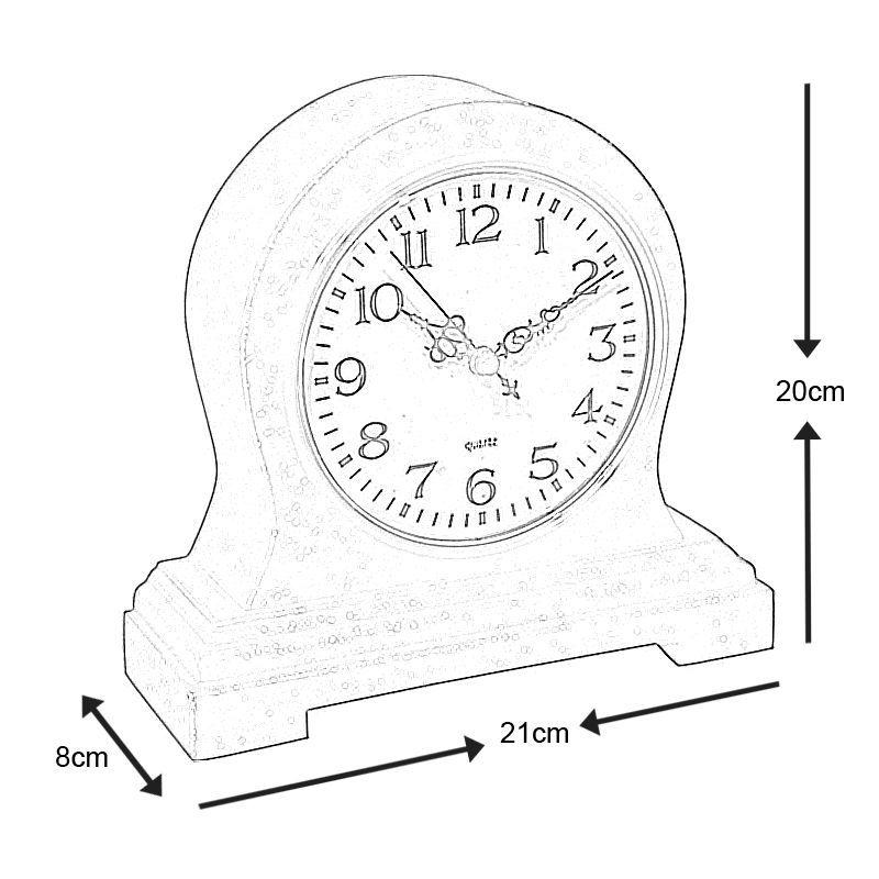 horloge chemin e en bois classique aubry gaspard sur. Black Bedroom Furniture Sets. Home Design Ideas
