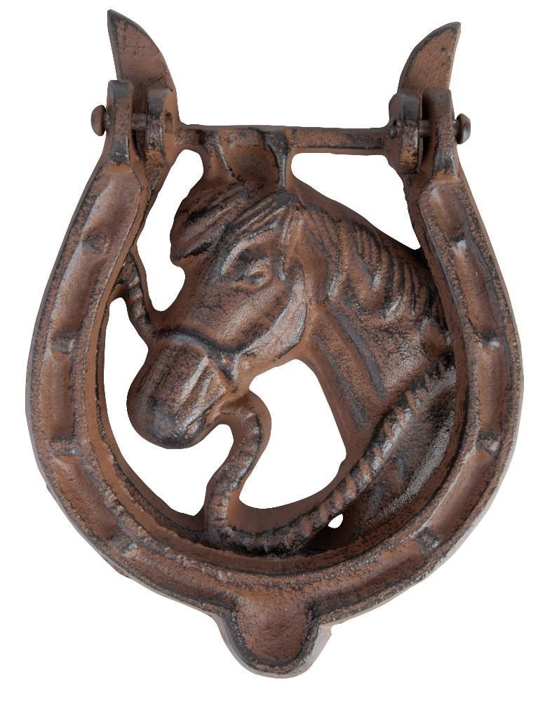 Heurtoir de porte fer à cheval by Best for boots