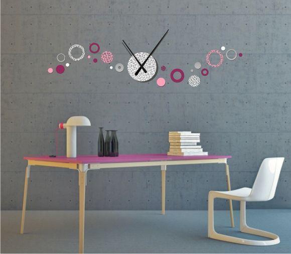 horloge boli filigrane. Black Bedroom Furniture Sets. Home Design Ideas