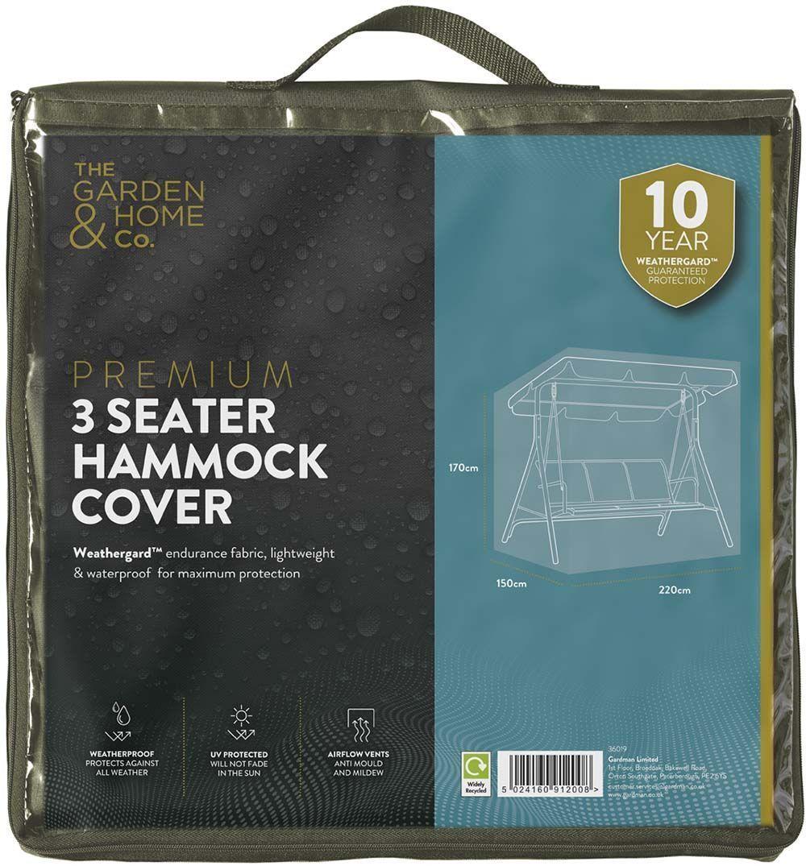 housse de protection balancelle de jardin 3 places. Black Bedroom Furniture Sets. Home Design Ideas