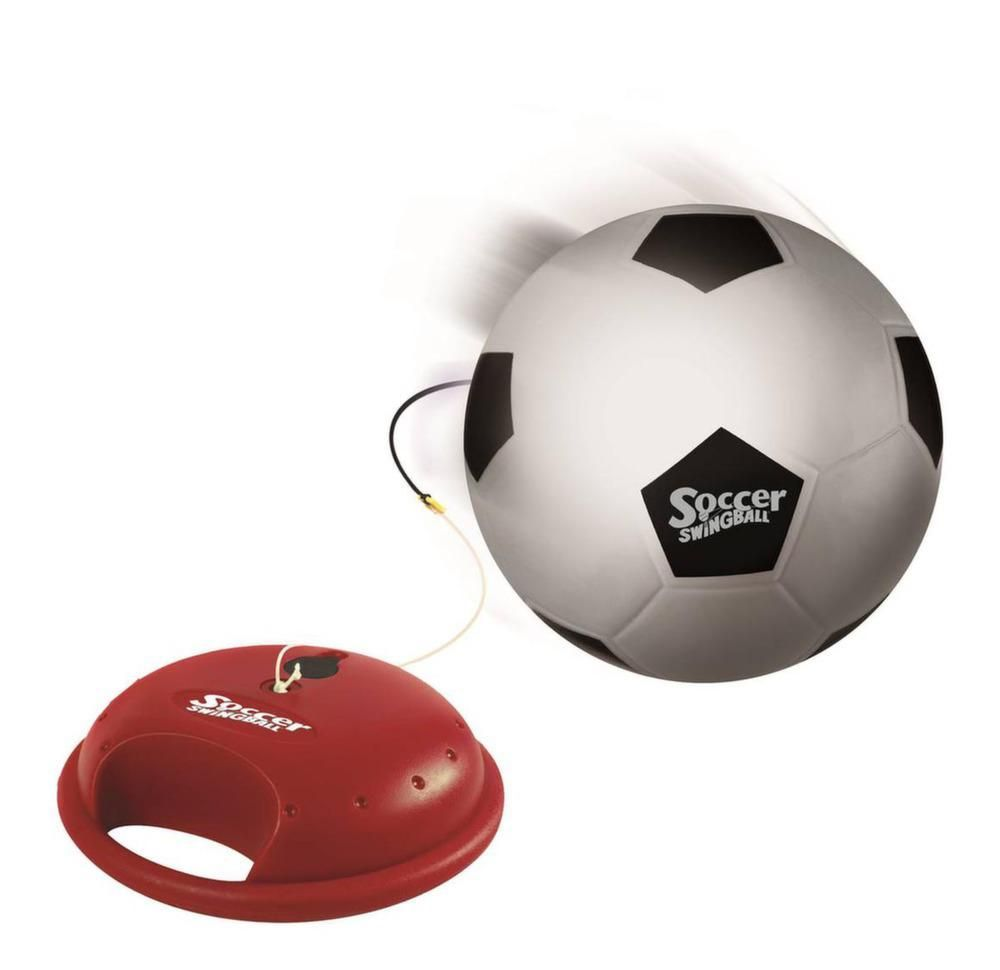 Jeu enfant Swingball football-2