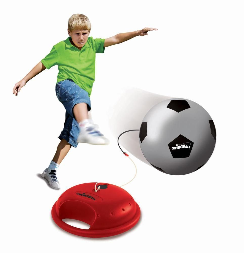 Jeu enfant Swingball football-1