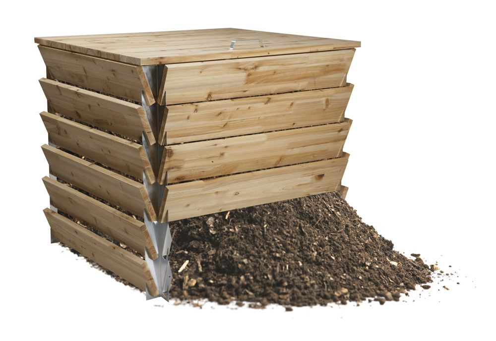 Kit eco compost structure pour bac � compost