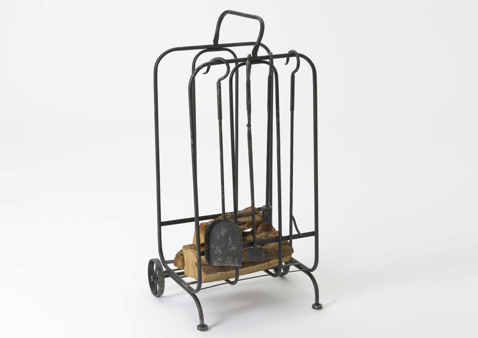 kit accessoires de chemin e. Black Bedroom Furniture Sets. Home Design Ideas