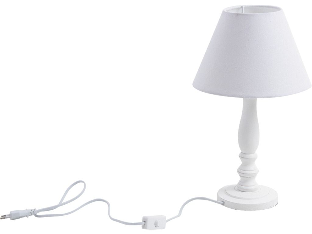 lampe a poser blanc