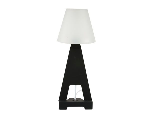 Lampe de chevet support tablette-3