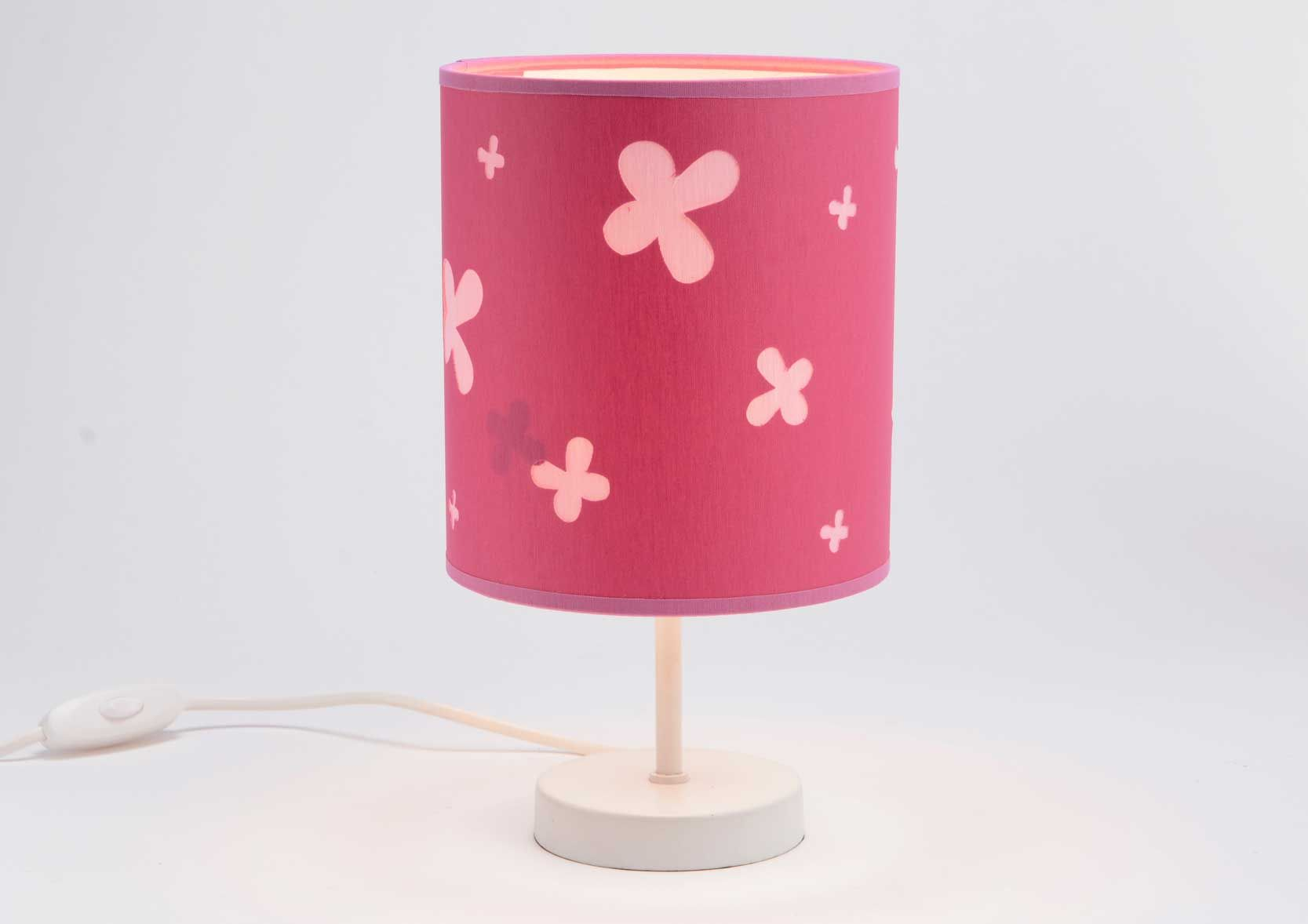Lampe Colonne Fleurs - Lampe Sur Pied Fleur - Voog.info