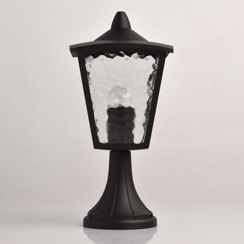 lampe de jardin lanterne contemporaine. Black Bedroom Furniture Sets. Home Design Ideas