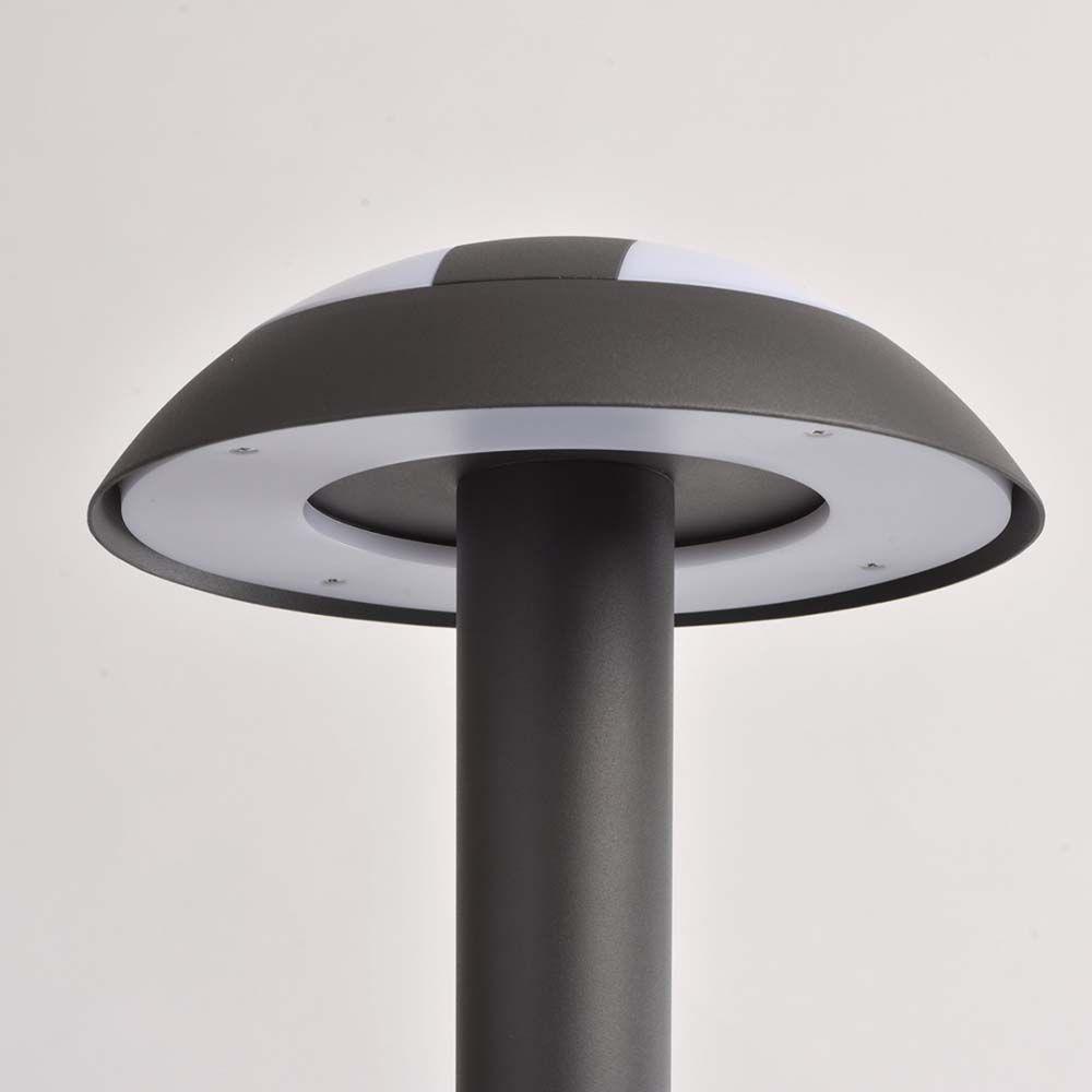 lampe de jardin moderne graphite. Black Bedroom Furniture Sets. Home Design Ideas
