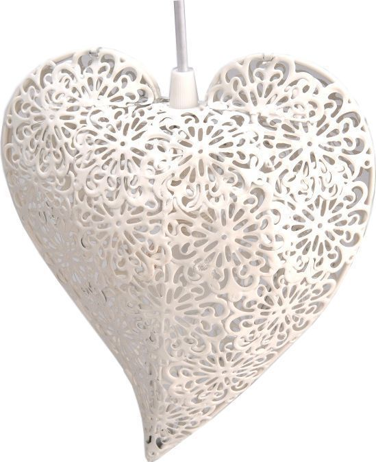 Lampe � suspendre Coeur by Amadeus