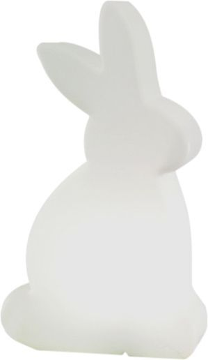 Lapin lumineux blanc changement couleur LED by 8 seasons design gmbh