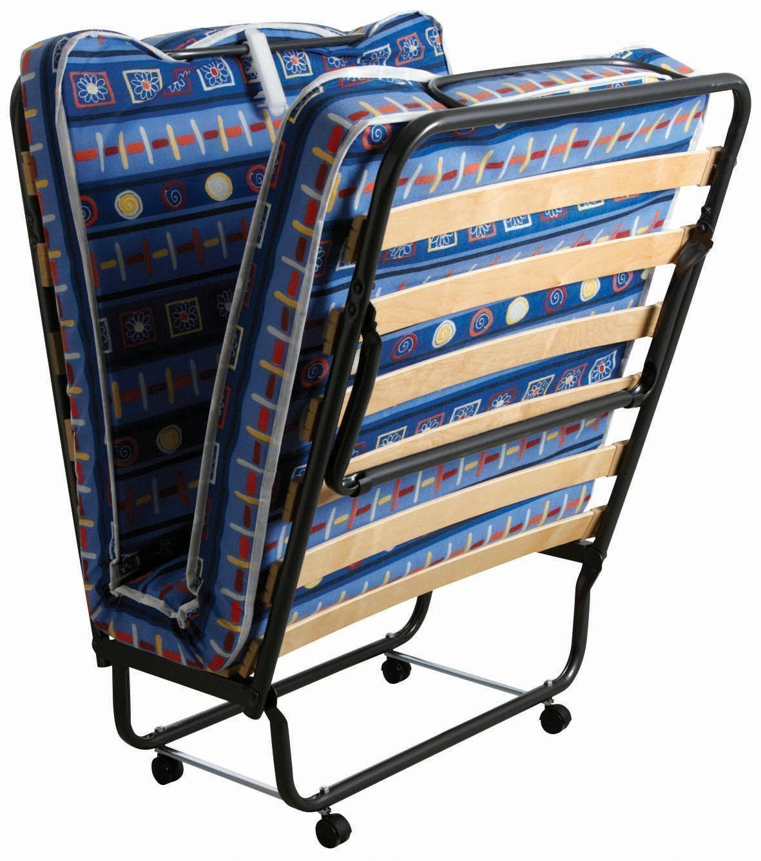 lit d 39 appoint pliant como. Black Bedroom Furniture Sets. Home Design Ideas