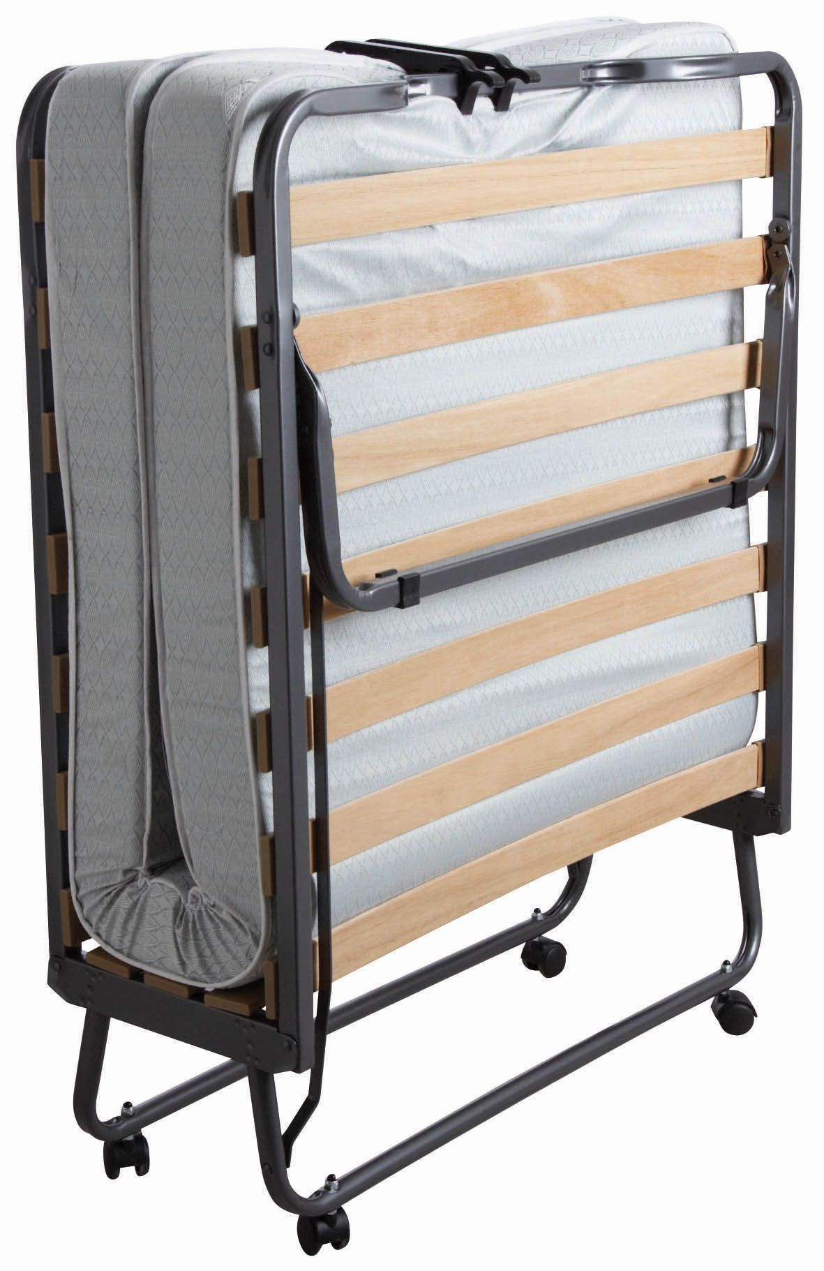 lit d 39 appoint pliant luxor. Black Bedroom Furniture Sets. Home Design Ideas