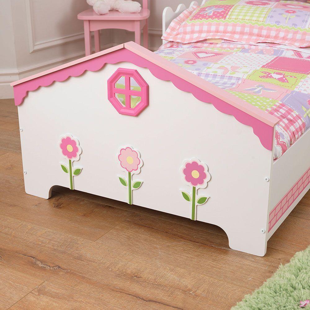 lit pour enfant maison de poup e. Black Bedroom Furniture Sets. Home Design Ideas