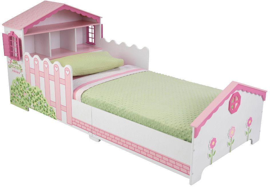 Lit pour enfant maison de poup e - Petit lit pour enfant ...