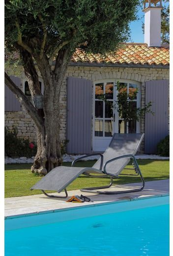 lit de jardin louma. Black Bedroom Furniture Sets. Home Design Ideas