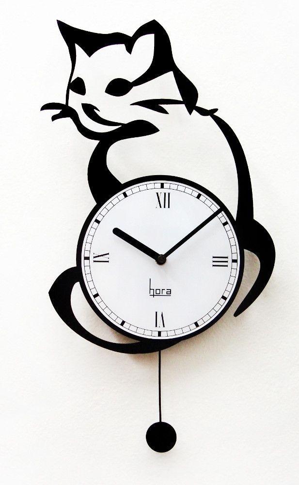 Cat gorie horloges pendule et comtoise page 4 du guide et - Horloge murale design italien ...
