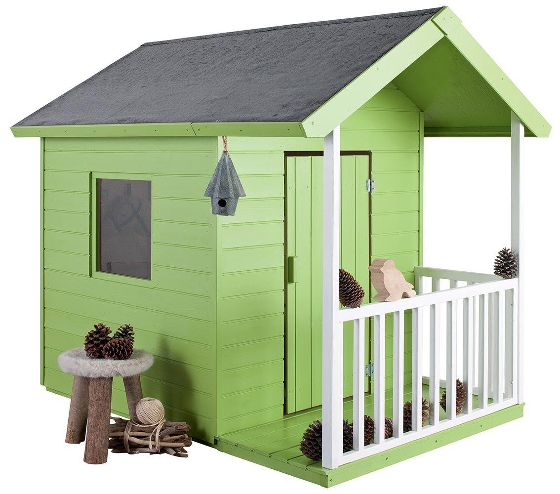 maison enfant en bois brut kangourou. Black Bedroom Furniture Sets. Home Design Ideas