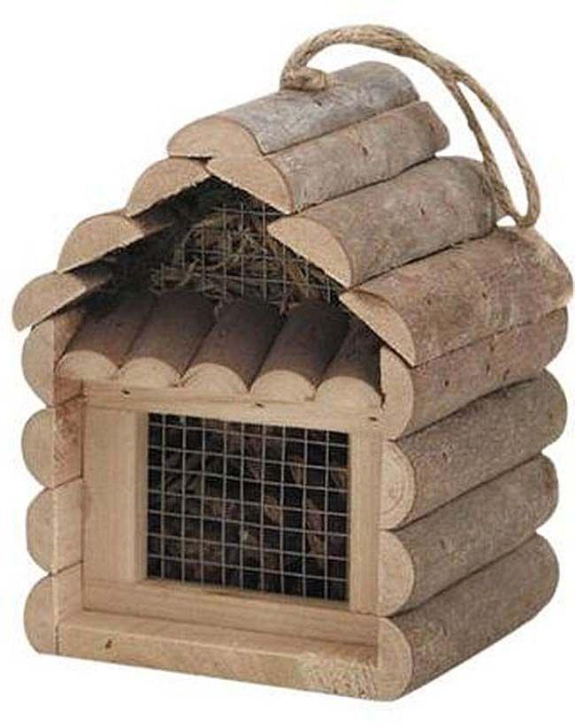 maison insectes en bois. Black Bedroom Furniture Sets. Home Design Ideas
