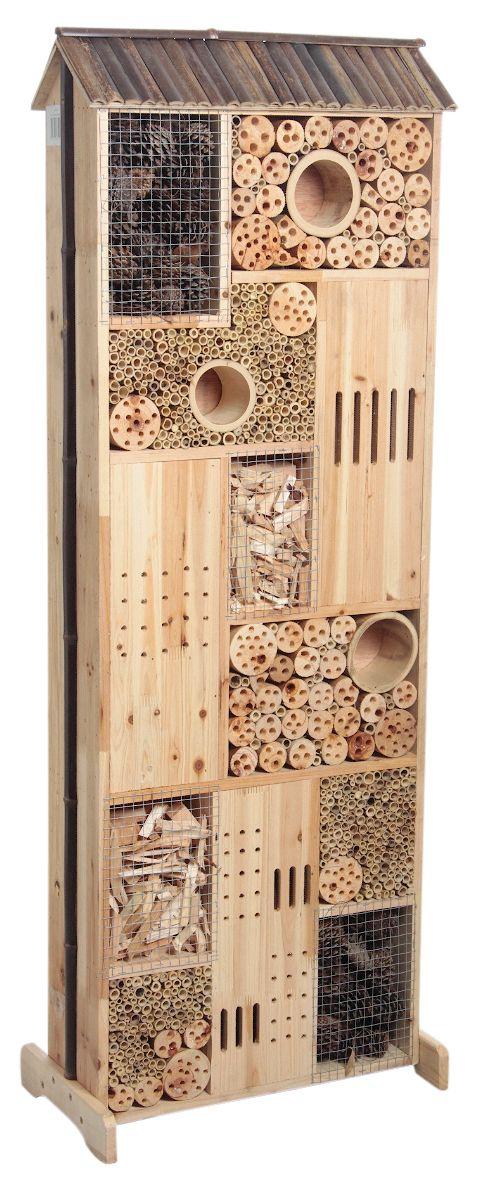 maison insectes 100cm. Black Bedroom Furniture Sets. Home Design Ideas