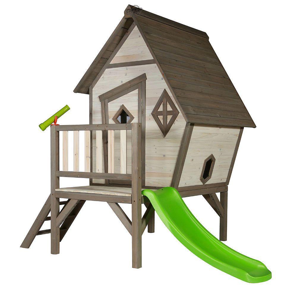 Maisonnette enfant sunny cabin xl