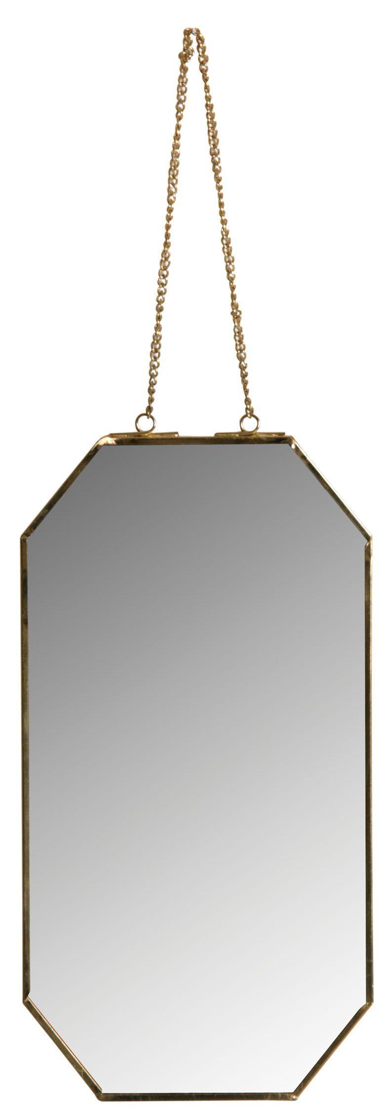 Miroir en laiton for Miroir laiton