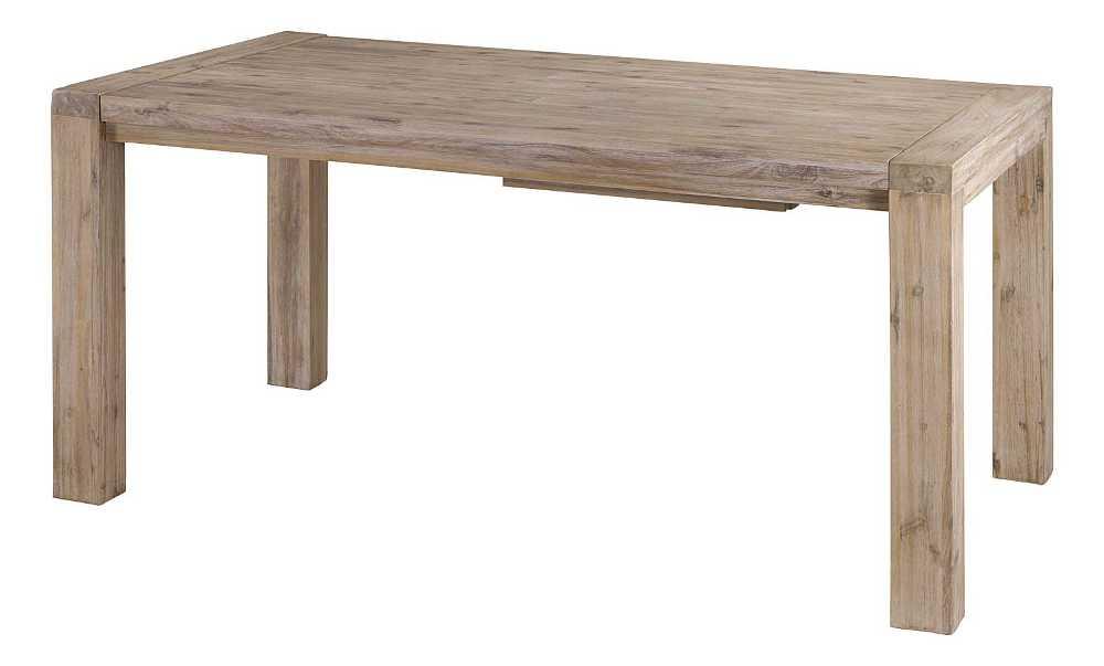 Table En Acacia : table 160cm nevada en acacia avec allonge 50cm table inwood sur ~ Teatrodelosmanantiales.com Idées de Décoration