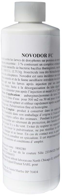 Novodor FC Anti Larves de doryphores 250ml