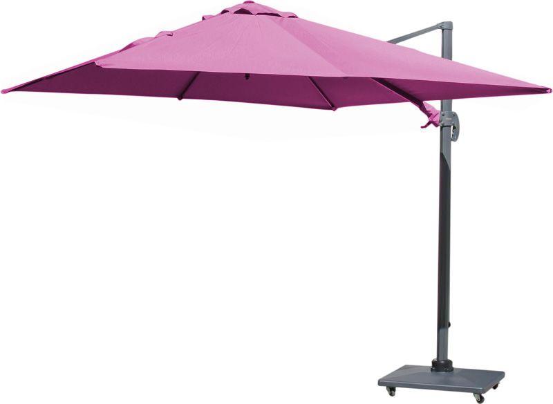 Parasol d port carr 3 m tres - Parasol deporte carre ...