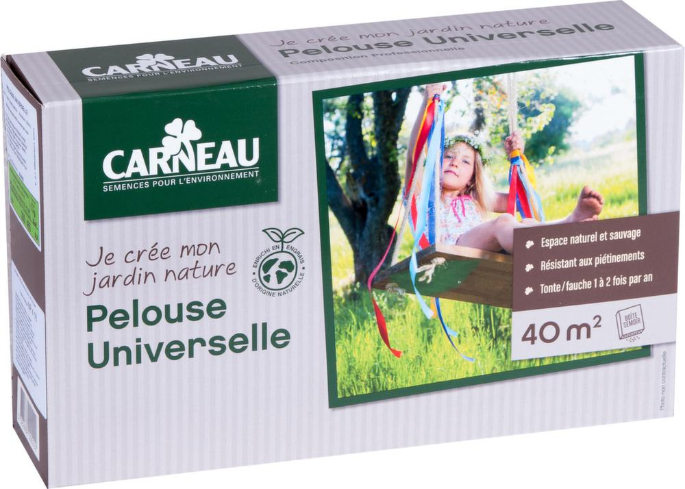 Pelouse universelle 1kg by Carneau