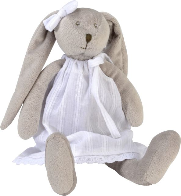 image_Peluche lapin fille