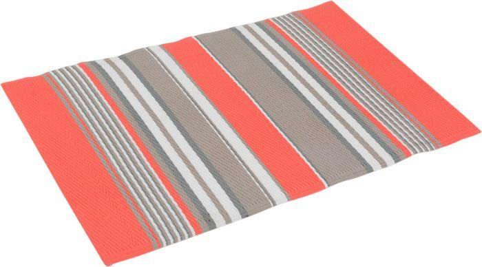 petit tapis rayures ibiza. Black Bedroom Furniture Sets. Home Design Ideas