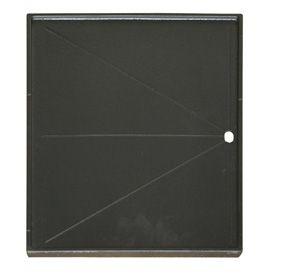 plaque cuisson plancha r versible en fonte plaque. Black Bedroom Furniture Sets. Home Design Ideas