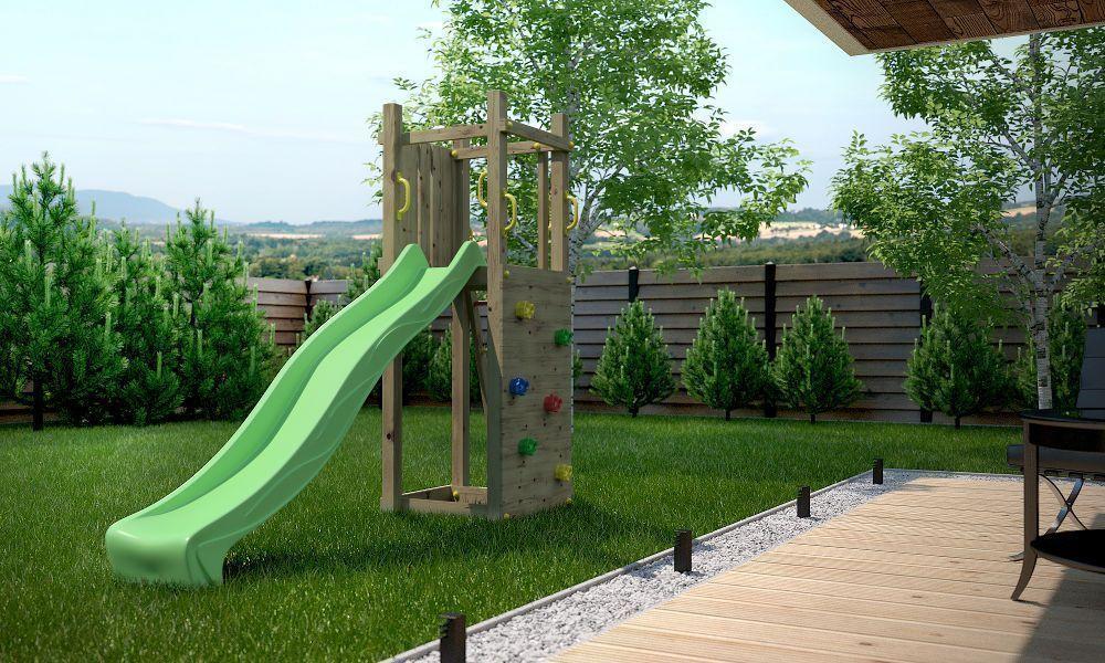 plateforme de jeux enfant z bulon. Black Bedroom Furniture Sets. Home Design Ideas