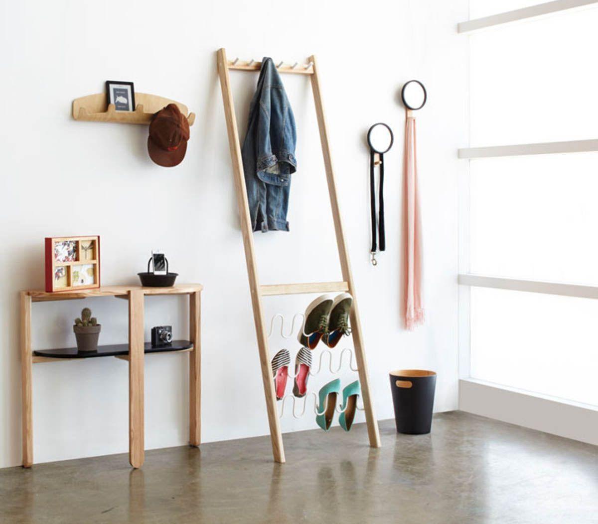 porte manteaux original woodrow. Black Bedroom Furniture Sets. Home Design Ideas