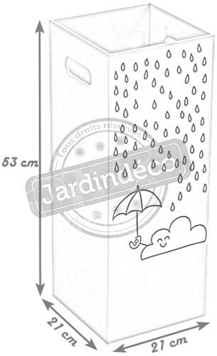 Porte parapluie Happy cloud-2