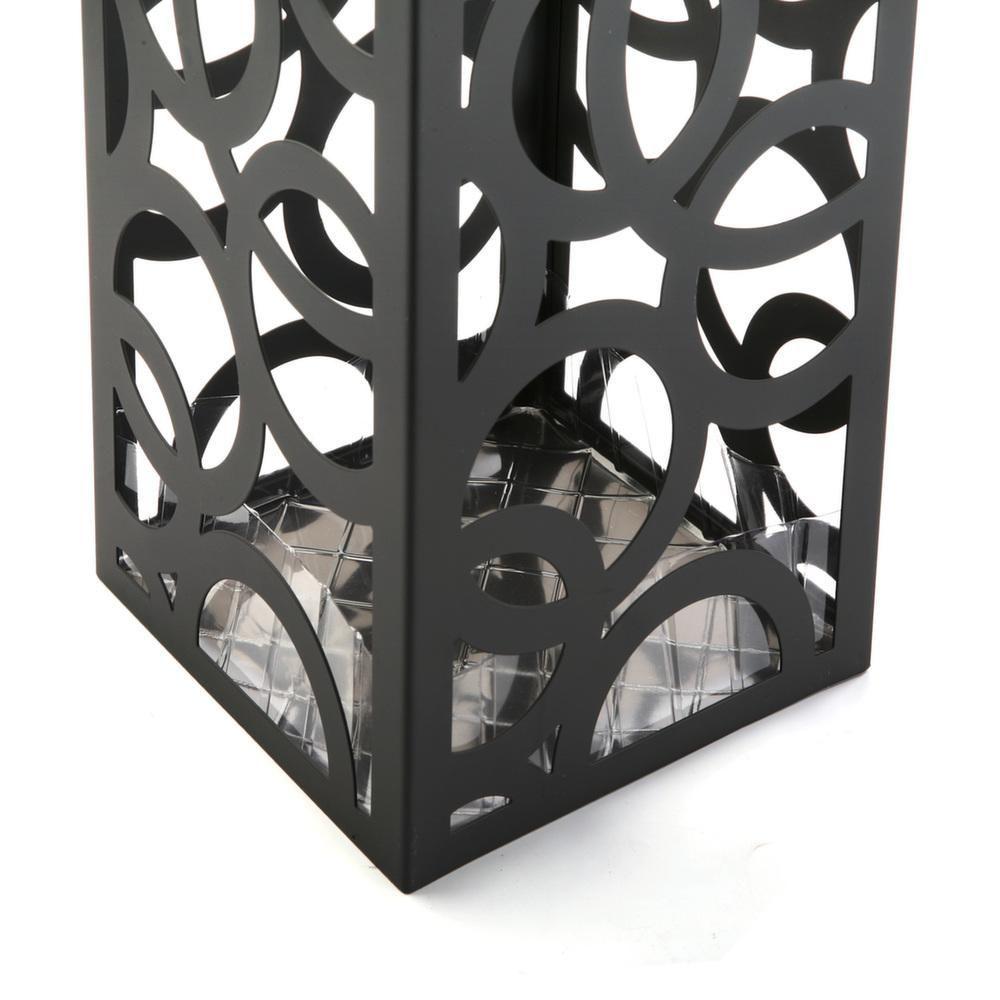 Porte Parapluie Design Noir Circle