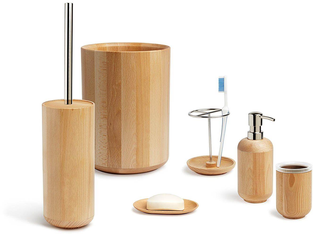 porte savon en bois naturel. Black Bedroom Furniture Sets. Home Design Ideas