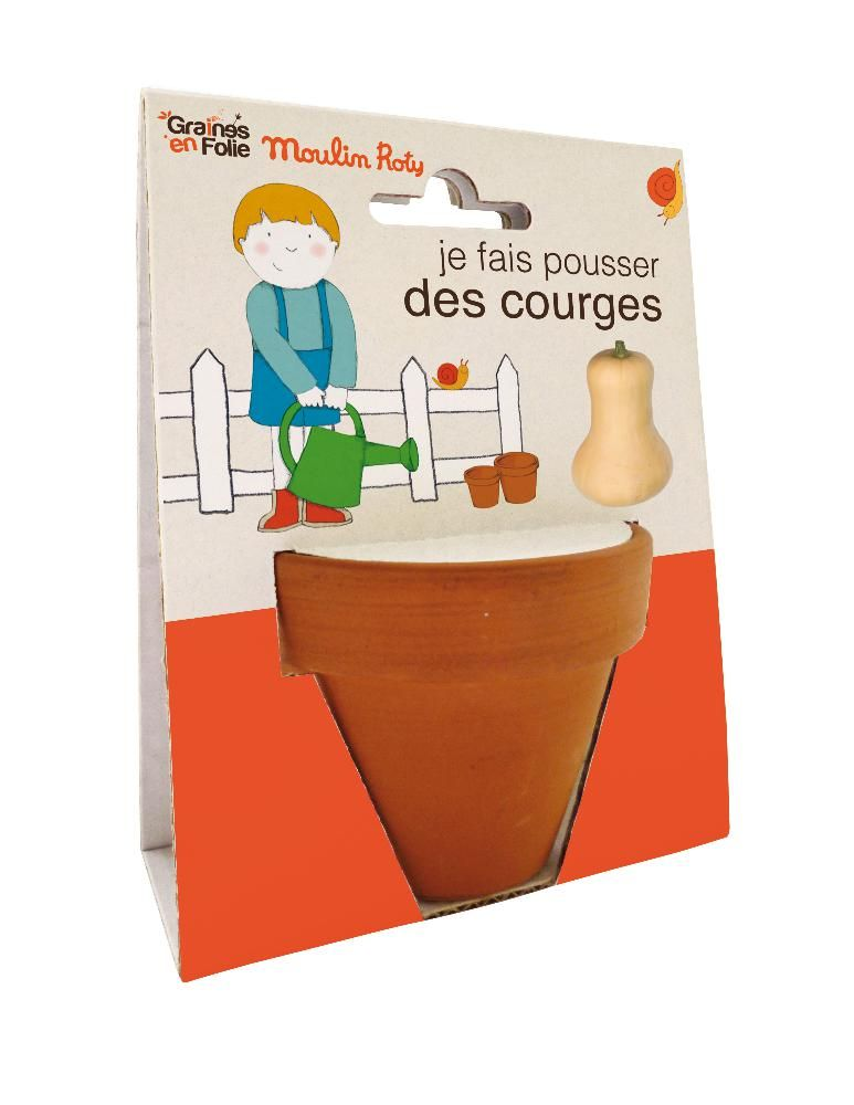 Pot de graines courge AB-1
