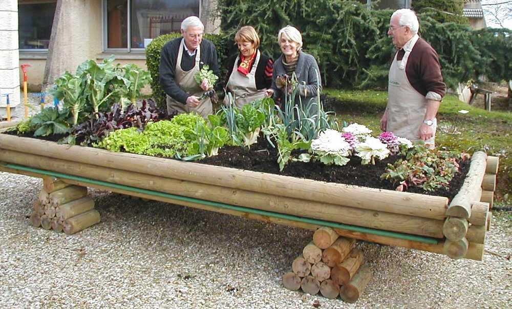 Table De Jardin Originale. Perfect Table De Jardin Originale With ...