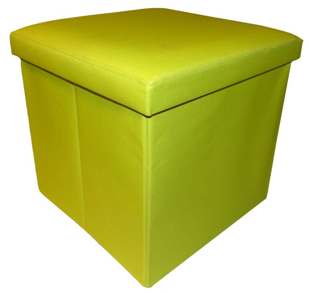 image_Pouf pliable Oxford