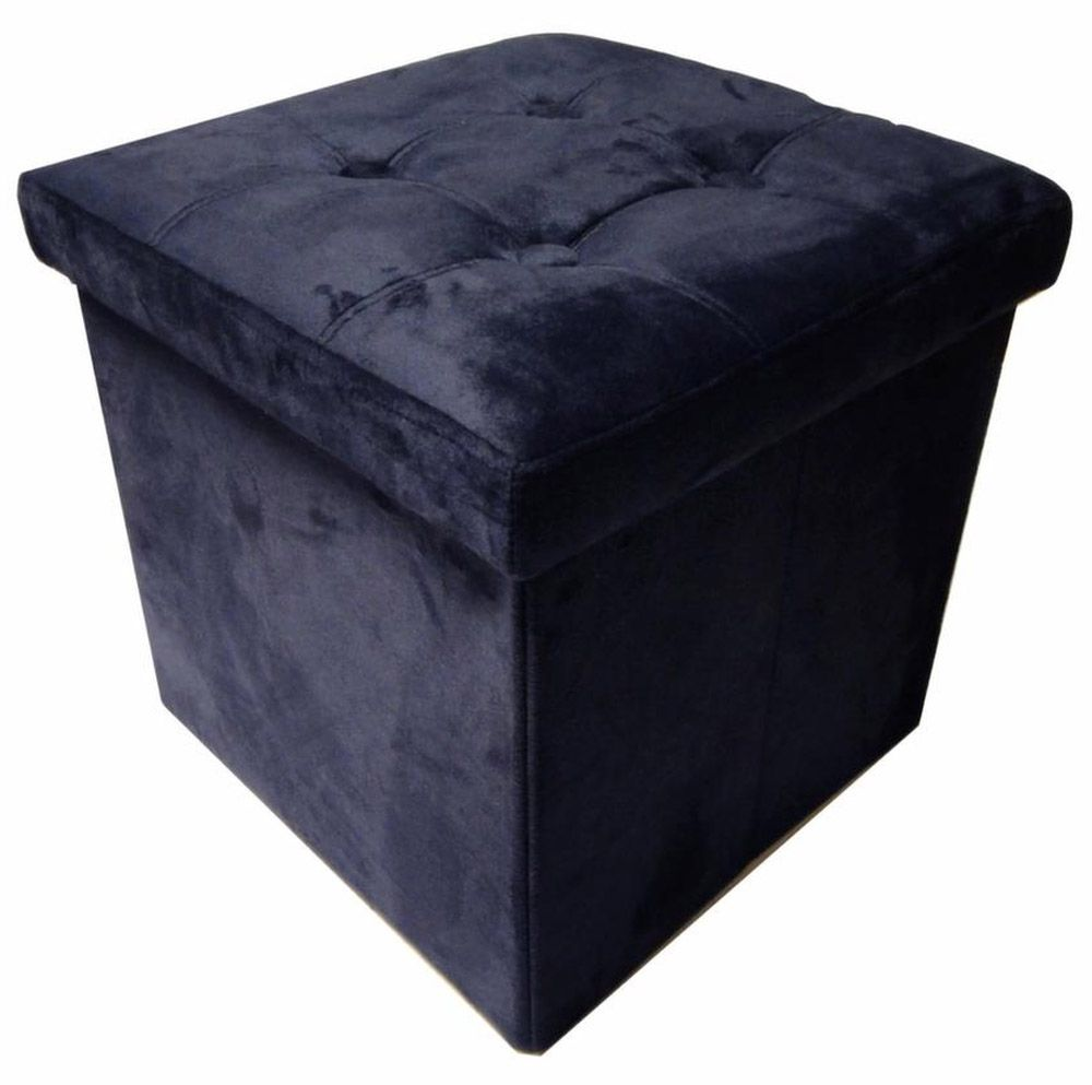 pouf pliable oxford. Black Bedroom Furniture Sets. Home Design Ideas